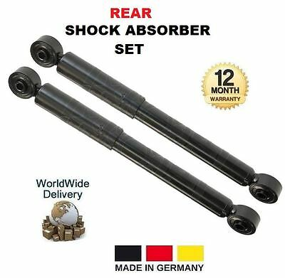 FOR SUZUKI IGNIS FH 1.3 2000-2003 NEW 2 x REAR SHOCK ABSORBER SHOCKER SET