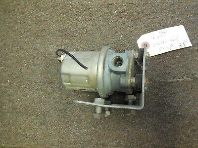 CARTER P4259 FUEL PUMP ELECTRIC 6 VOLT