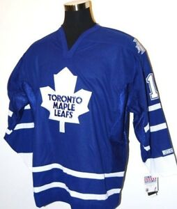 Image is loading Toronto-Maple-Leafs-Authentic-CCM-Vintage-NHL-Hockey- 602bd0d38