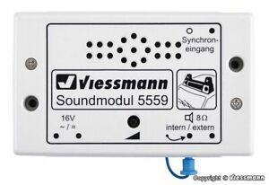 Viessmann 5559 Soundmodul Martinshorn H0