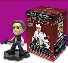 2020-21 Upper Deck Artifacts Hockey 1 Blaster Pack + 1 Funko Mini Figurine