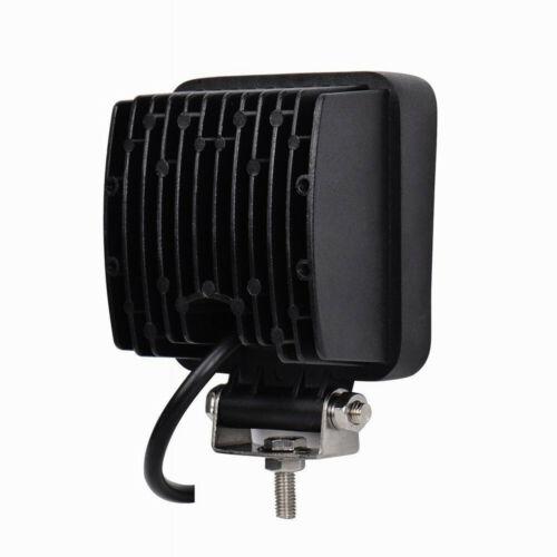 8X 48W Quadrat Arbeitsscheinwerfer 60Grad Offroad Zusatzscheinwerfer IP67 10-30V