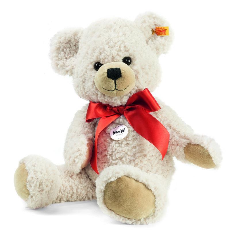 Steiff Lilly BEAR-MORBIDO PELUCHE snodati peluche Teddy - 40 cm-ean 111945