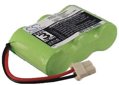 3.6v Battery For Pansonic Cp2510, 29512, Cas300, Spp-65h, Cp473s, Quartet 2010,