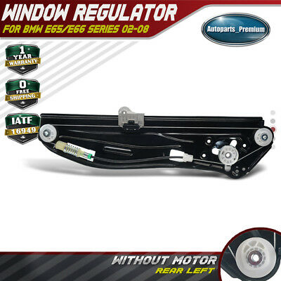 Dorman 749-104 Front Driver Side Power Window Regulator for Select BMW Models