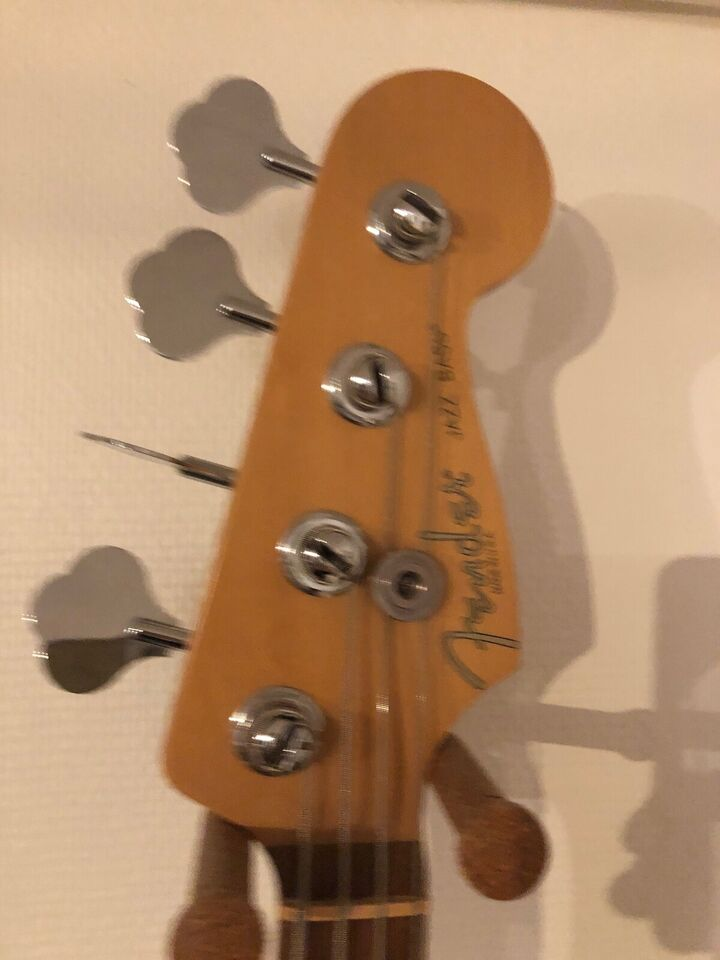 Elbas, Fender (US) Jazz bas