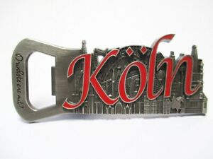 Koeln-Cologne-Dom-Metall-Flaschenoeffner-Magnet-Souvenir-Germany-165