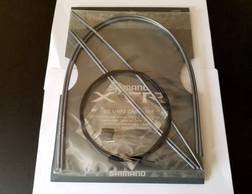Vintage NEW OLD STOCK Shimano XTR M952 Shift Cable /& Logement tout terrain vélo Shifting Câble Set Y60098020