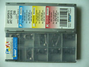 QTY-20x-Iscar-APKT-1604PDR-76-IC928-NEW