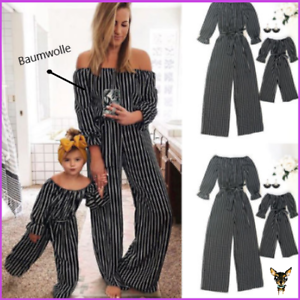 Mutter und Tochter Boho Kleidung Eltern-Kind-Kleid Familie passende Outfits