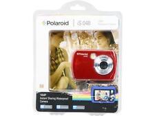 Polaroid IS048-RED 16MP Waterproof Digital Camera Red