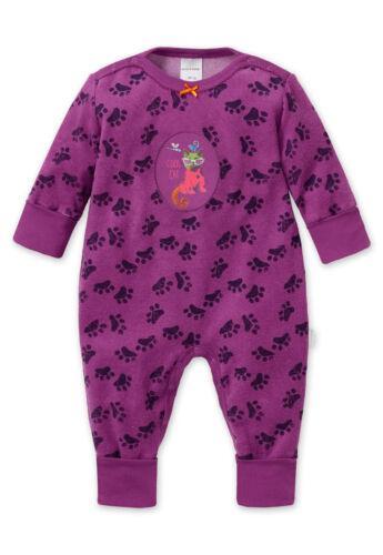 SCHIESSER Baby Anzug Vario Strampler KATZE 68 74 80 86 92 Schlafanzug