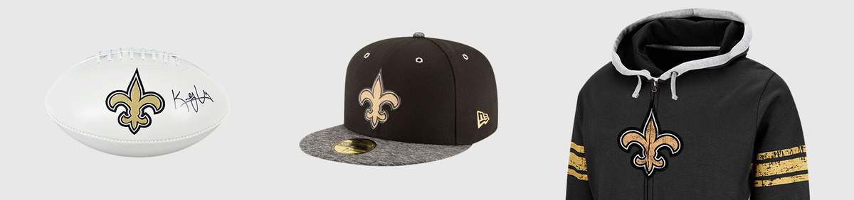Authentic fan apparel & collectibles