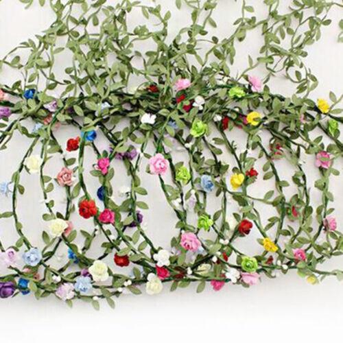 20m Künstliche Pflanzen Girlande Hängepflanzen Kunstpflanzen Hochzeit