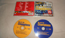 2 CD We are the Champions 37.Tracks Queen Pet Shop Boys Tina Turner  ... 111