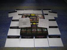Game BIG BOX PC Klassiker DOS Teenage Queen  Tin Tin on the Moon Bobo usw.