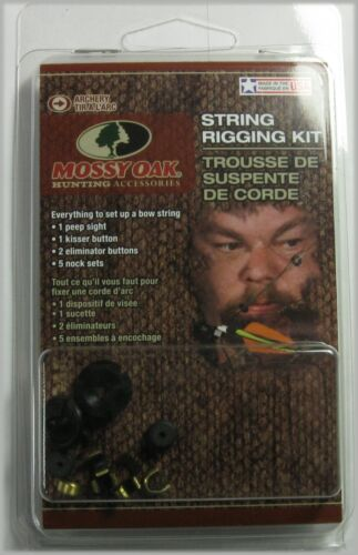 Mossy Oak MO-SRK Bow String Rigging Kit