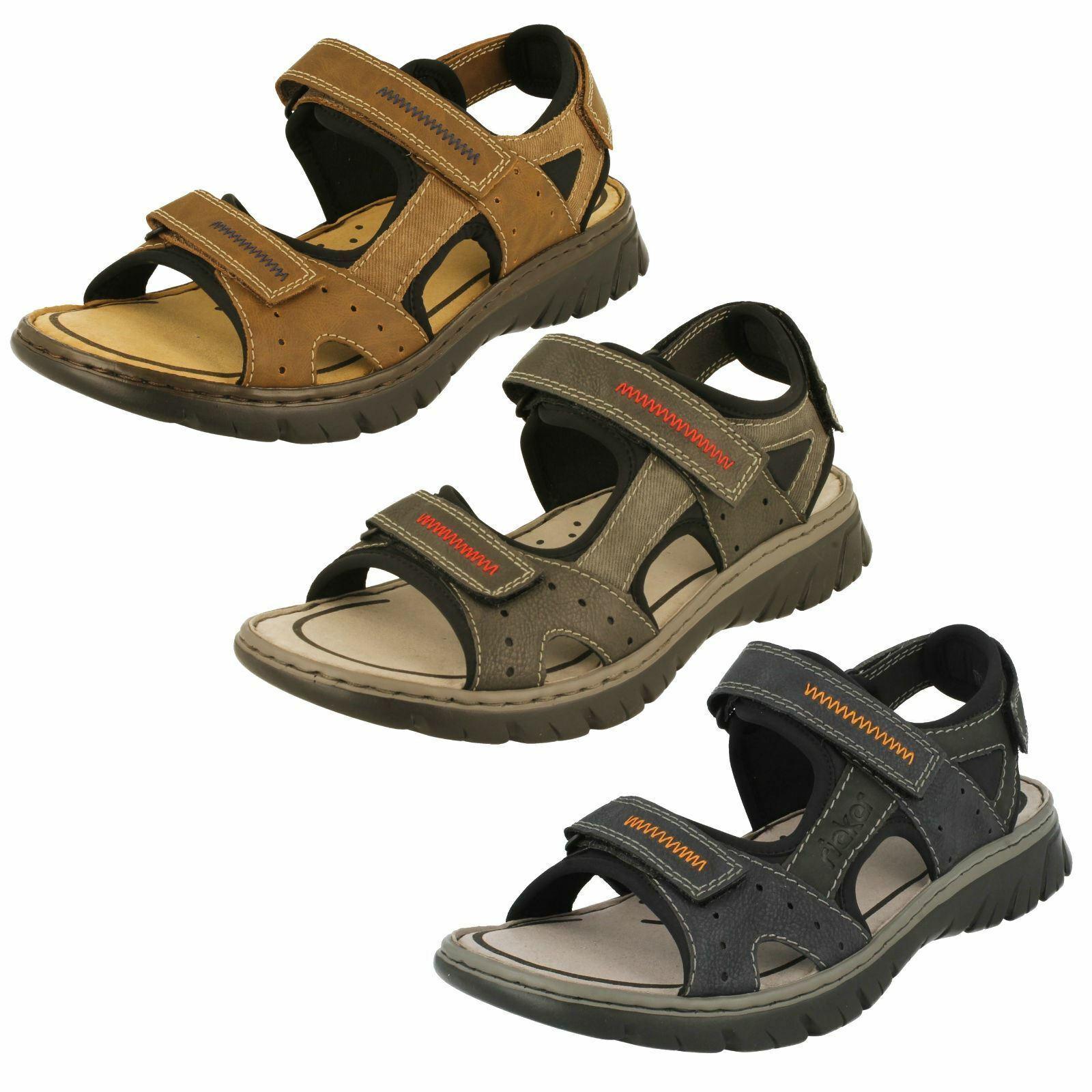 Mens Rieker Casual Sandals 26757
