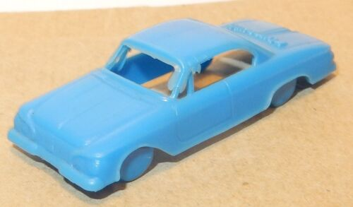 CAR MPC HO 1//87 MADE IN USA PLYMOUTH FURY 1960-1961