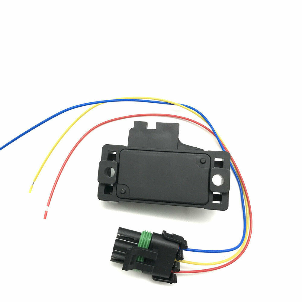 Manifold Absolute Pressure MAP Sensor 12223861 For GM Buick GMC Chevrolet
