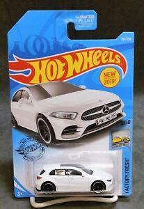 hot wheels cars 19 Mercedes Benz A Class