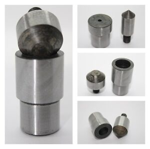 Details about Hole Punch Tool Cutter Puncher Die use with Hand Press  Machine Different Sizes
