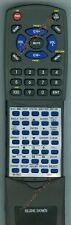 Replacement Remote for DENON DVD3930, 3991059002, RC1038, DVD3930CI
