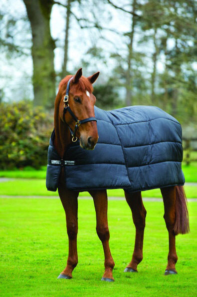 Horseware Rambo OPTIMO LINER Under Rug Turnout/Stable HEAVYWEIGHT 400g 5'6