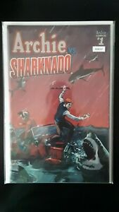 Archie-Vs-Sharknado-1-Variant-Cover-Archie-High-Grade-Comic-Book-RM8-87