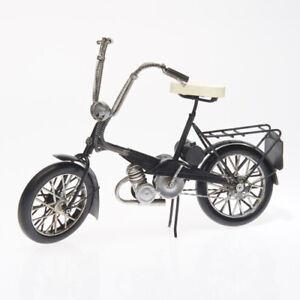 28cm Nostalgie Mofa Moped Motor Biker Bike Metall Deko Blech Modell Geschenk