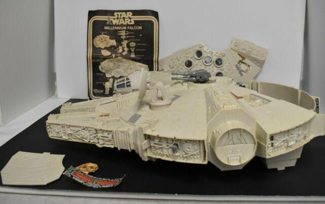 VINTAGE STAR WARS Resin copy Vehicle Millennial Falcon