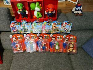 Nintendo Super Mario Super Size Figure Collection Hot Wheels Massive Collection