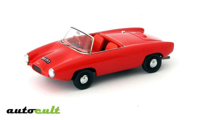 costo effettivo 1 43 AutoCult modello Lightburn Zeta Sports stradaster stradaster stradaster 1963 Australia rosso  divertiti con uno sconto del 30-50%