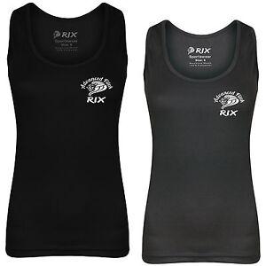Rix-femmes-Fitness-debardeur-Running-Gym-Yoga-Vest-Ladies-T-shirt-sans-manches-Casual