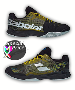 BABOLAT-JET-MACH-II-CLAY-MEN-Scarpe-Sport-Tennis-Uomo-Man-Shoes-30S19631