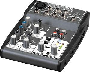 Behringer Podcastudio Sistema Podcast Mixer XENYX 502 Cuffie Microfono ...