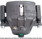 Disc Brake Caliper-Friction Choice Caliper with Bracket Front Left Cardone Reman