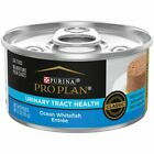 Purina Pro Plan Urinary Tract Health Pate Wet Cat Food FOCUS Urinary Tract He...