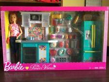 NIB Barbie The Pioneer Woman Kitchen Set