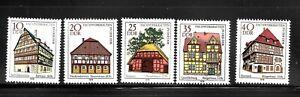 GERMANY-DDR-SC-1882-1886-MINT-NO-HINGE