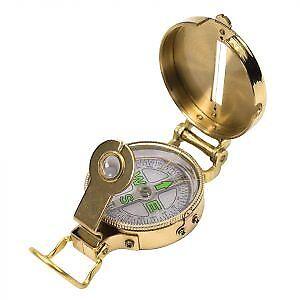 UST Ultimate Survival Technologies Heritage Lensatic Compass