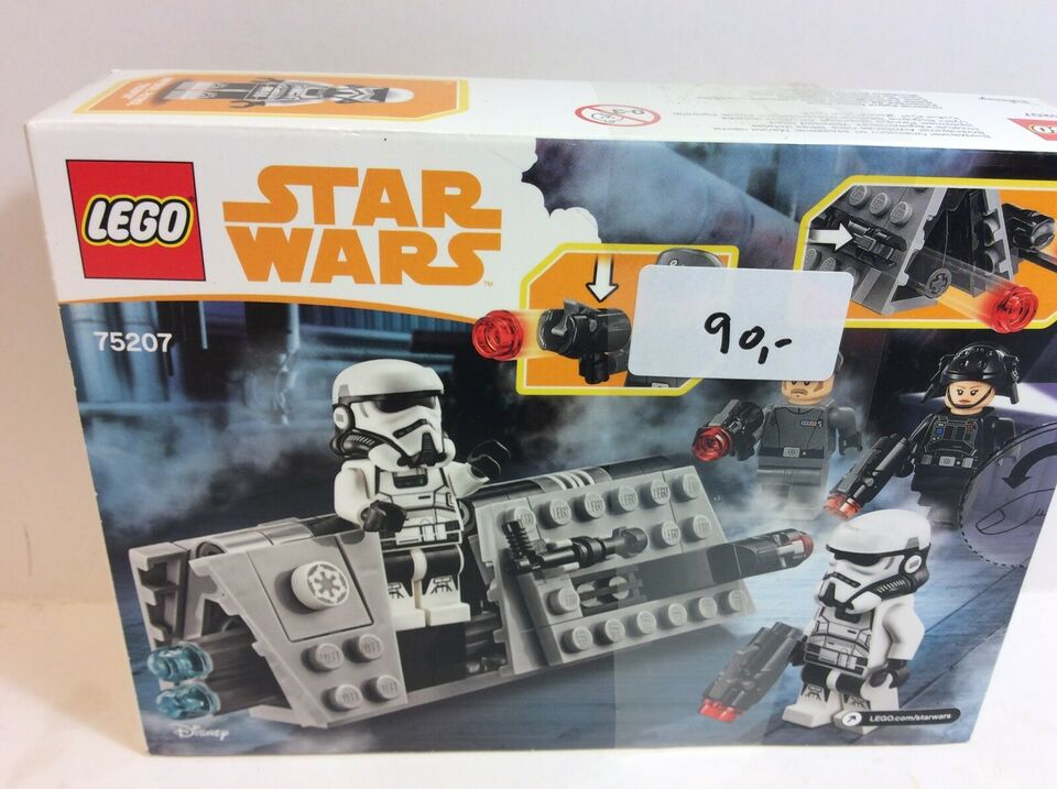 Lego Star Wars, 75207