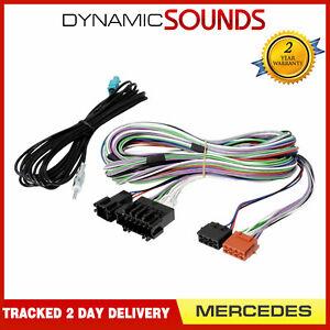 InCarTec 20-304 Mercedes E Class W211 10-15 Car StereoAmplifier Bypass Cable