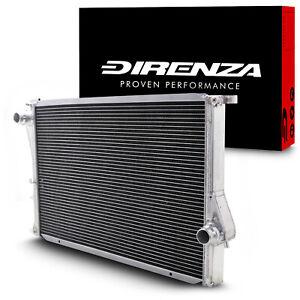 DIRENZA-42mm-ALUMINIUM-SPORT-RACE-RADIATOR-RAD-FOR-BMW-5-SERIES-E39-M5-4-9-95