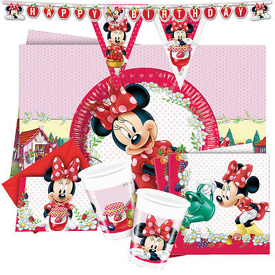 Vintage Contempo Walt Disney Mickey Mouse 3 Ply Birthday Party Luncheon Napkins
