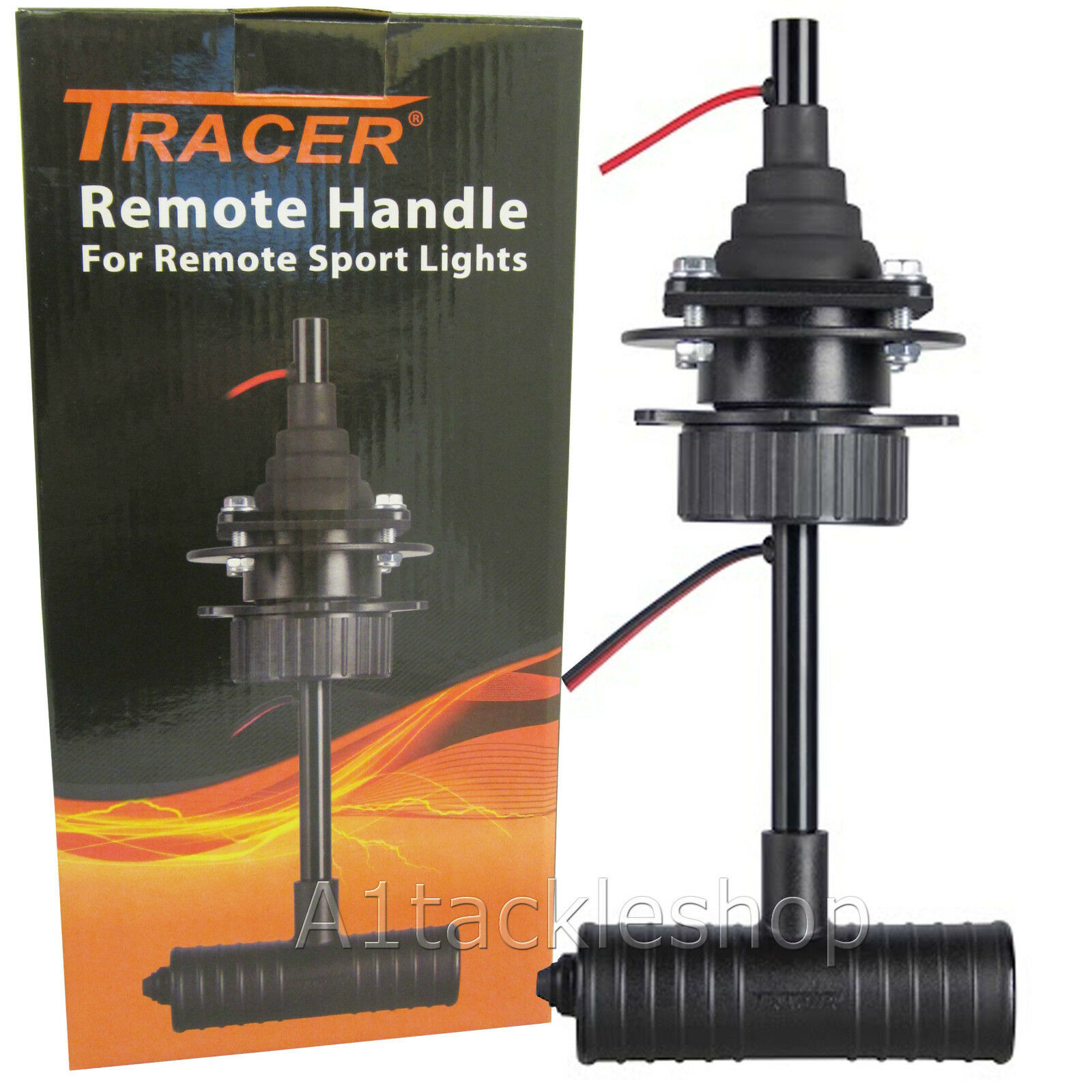 Deben Tracer Sport Light/Lamp Remote Mount Vehicle Handle - Fixed Power - TR7185