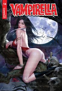 Vampirella-14-Inhyuk-Lee-Variant-Dynamite-Comics-Sexy-Rare-Limited-Pre-Order-NM