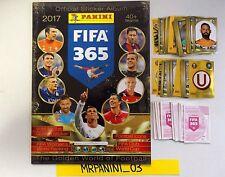 FIFA 365 AMERICA 2016-17 PANINI 2017 Album vuoto+SET extra 122 Figurine-stickers