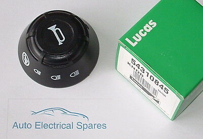 Disciplined Lucas 54310845 Rotary Light Switch Knob Business, Office & Industrial Horn Push For Massey Ferguson