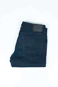 30188 Levi 'S Levi Strauss 511 Dunkelblau Herren Jeans IN Größe 32/32
